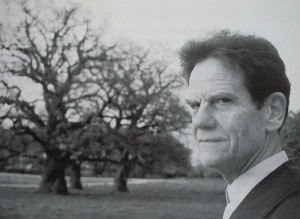 Villy Sørensen i Dyrehaven, 1993